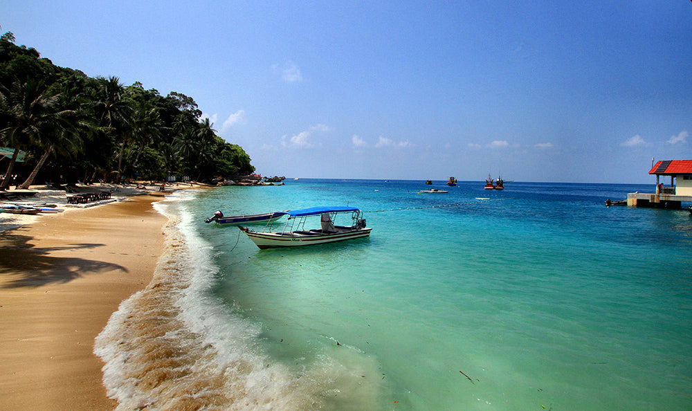 Best Hidden Beaches Of Southeast Asia: Malaysia