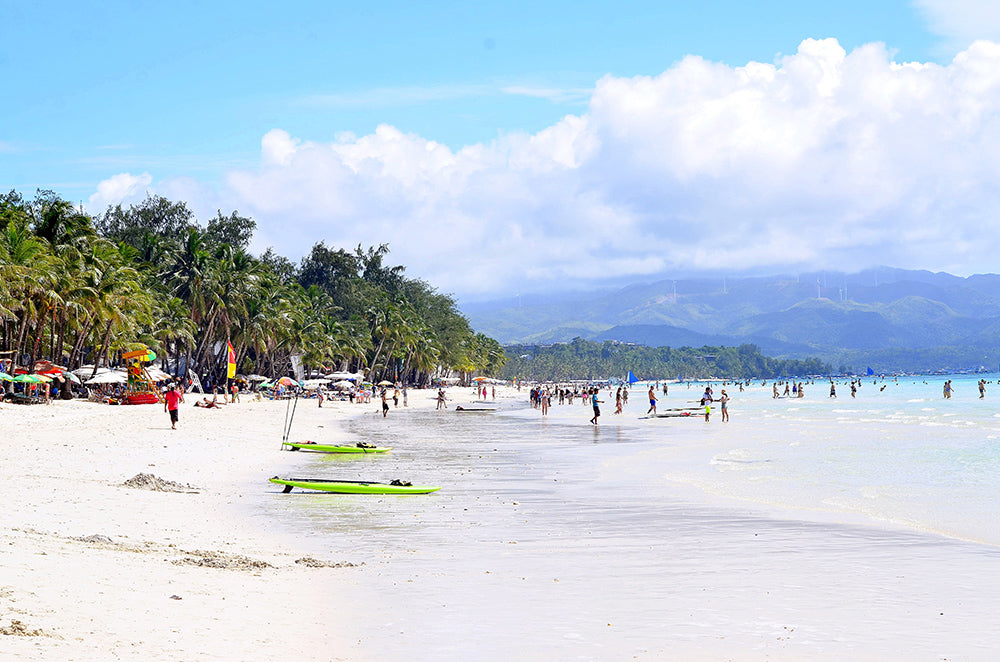 Best Hidden Beaches Of Southeast Asia: Philippines