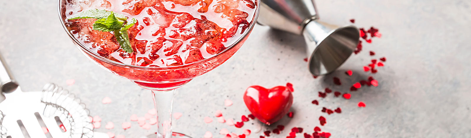 5 Swoon-worthy Valentine's Day Cocktails