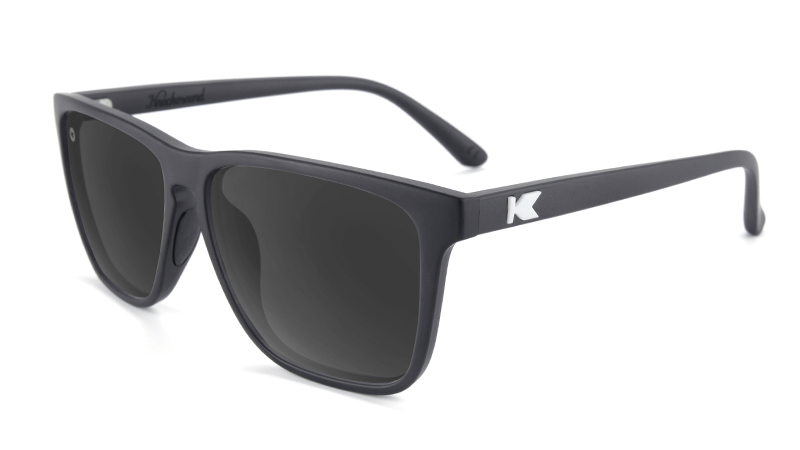 Matte Black / Smoke Sunglasses