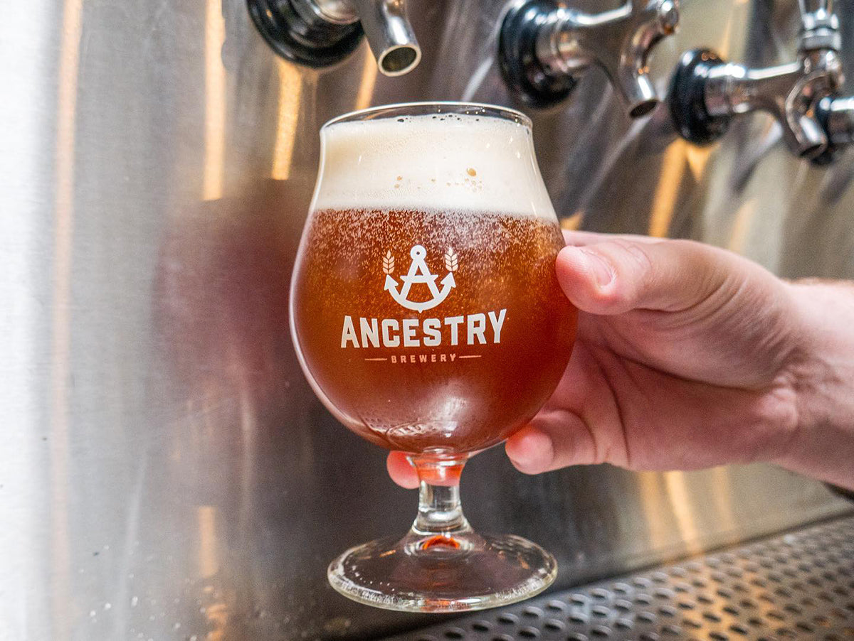 Best Oregon Breweries: Ancestry Brewing