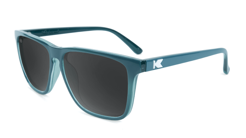 Blue Sunglasses with Black lenses