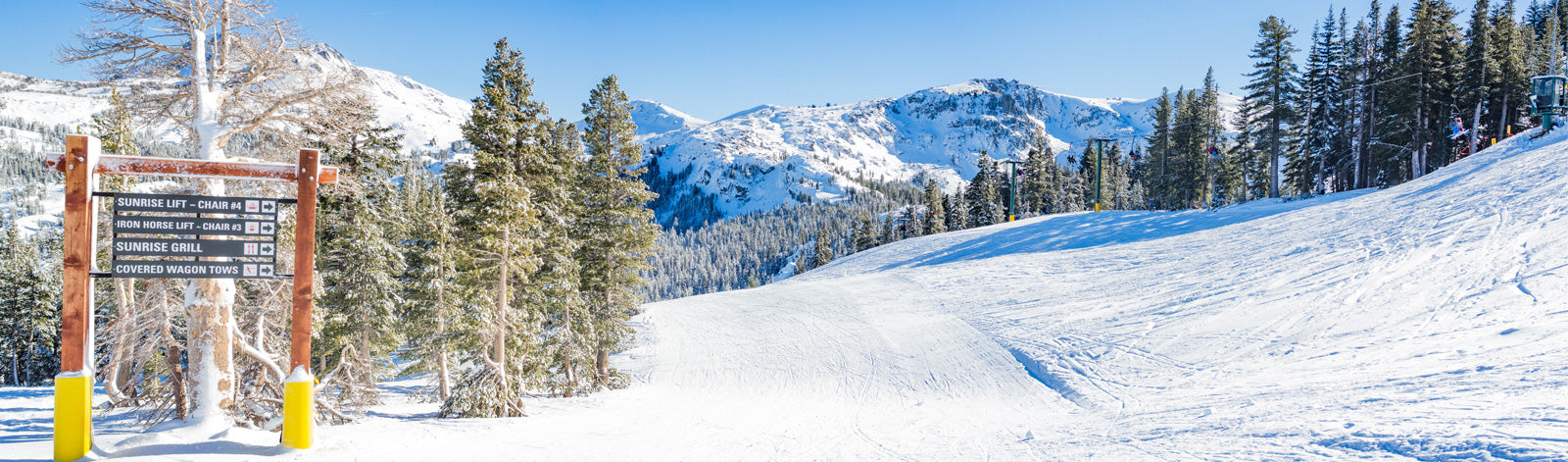 Best places to ski and snowboard on the West Coast