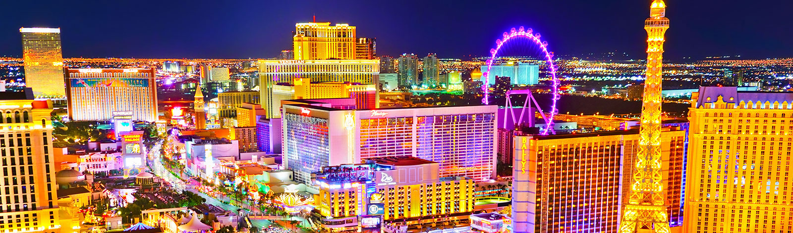 Top 12 Budget Travel Destinations - Las Vegas