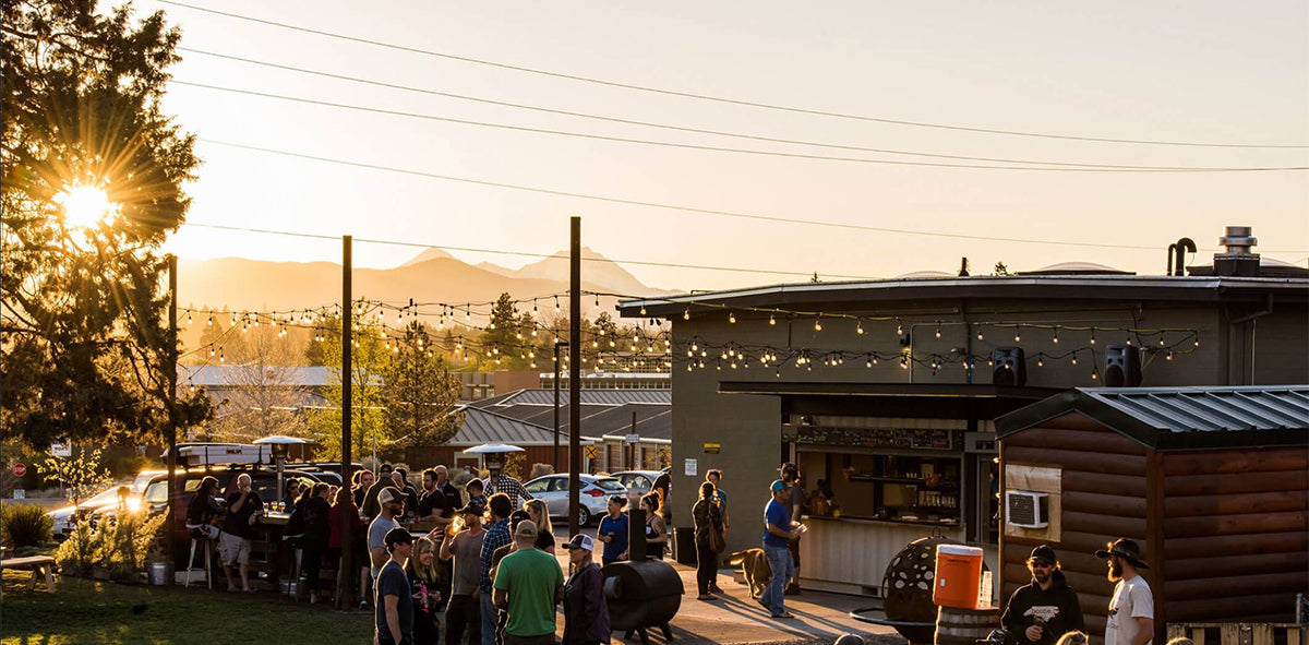 Best Oregon Breweries: Crux Fermentation Project