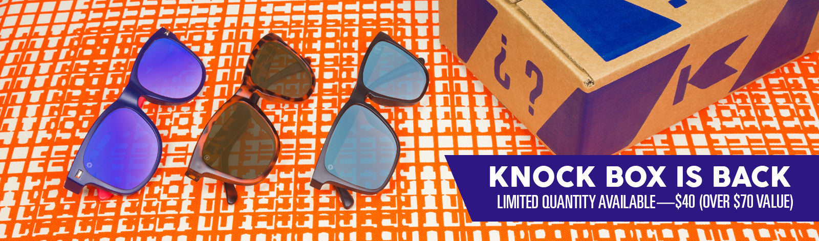 Knockaround Knock Box
