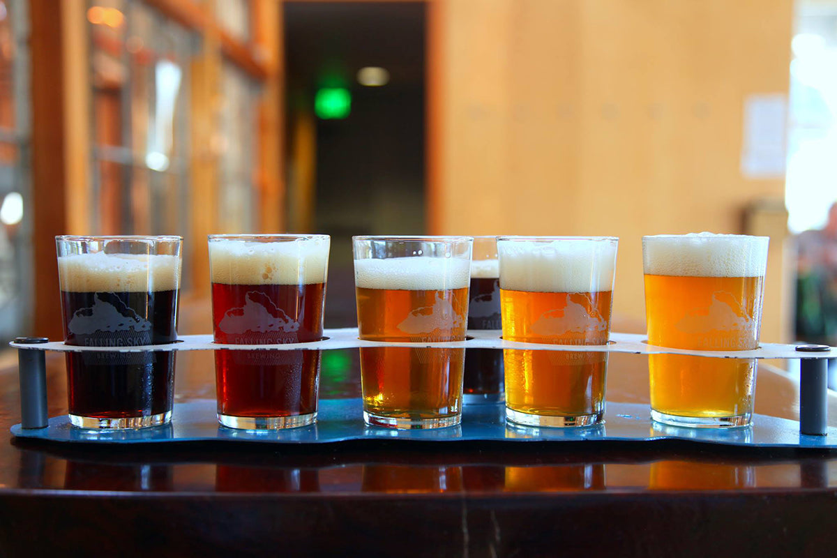 Best Oregon Breweries: Falling Sky Brewing