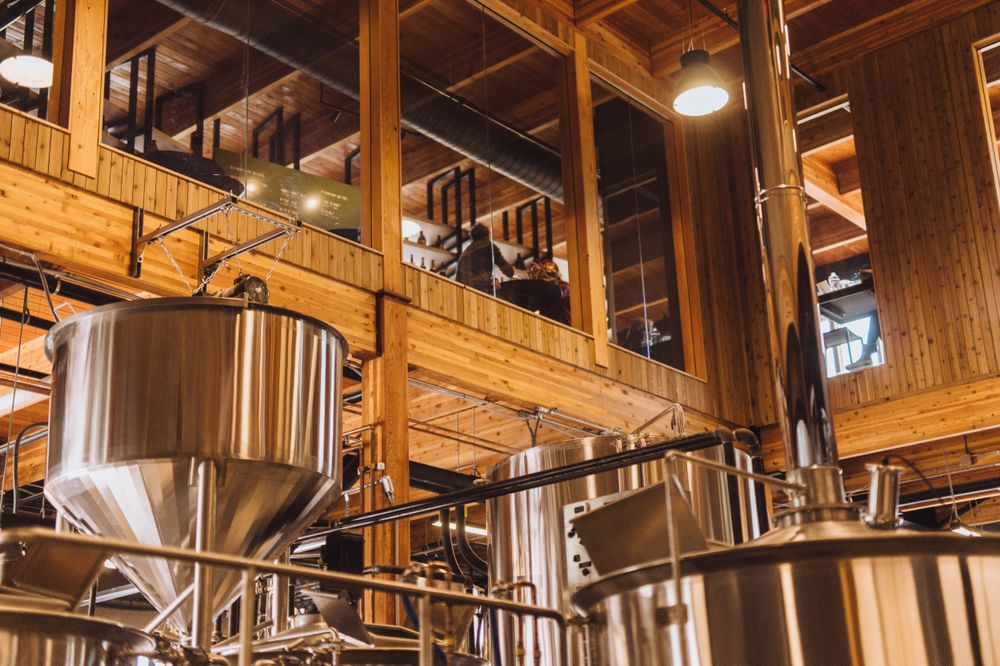 Best Oregon Breweries: Ferment Brewing Company