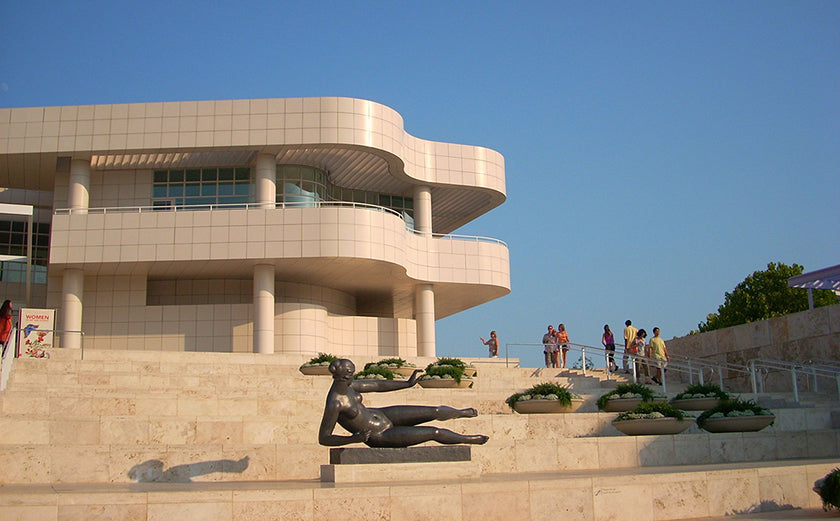 The Getty Center in Los Angeles
