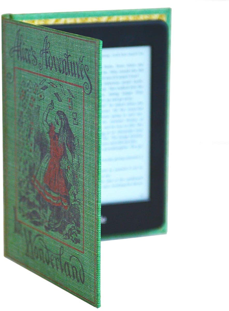 Gift for her: Kindle Classic Book Cover