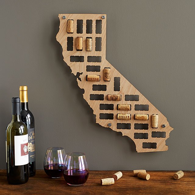 Gift for her: Wine Cork State