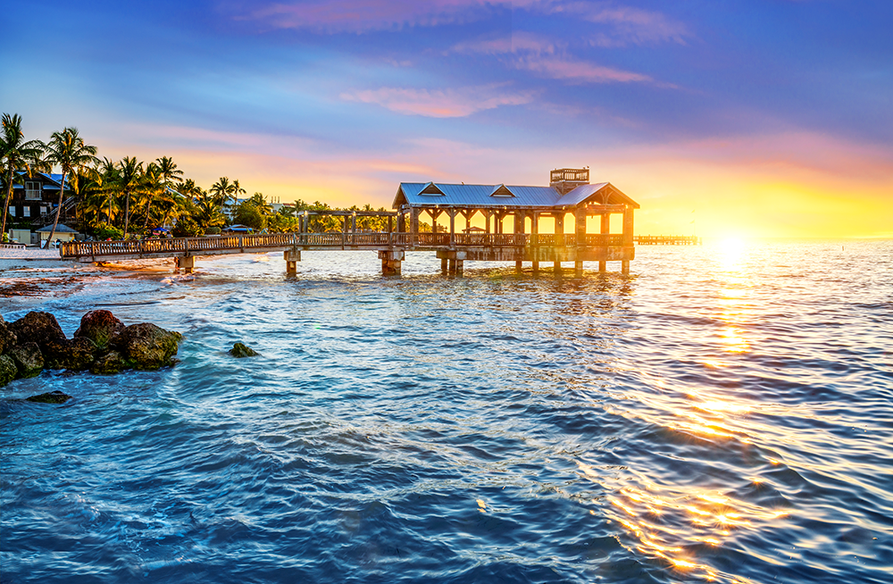 9 Top Beach Towns in the U.S. - Key West
