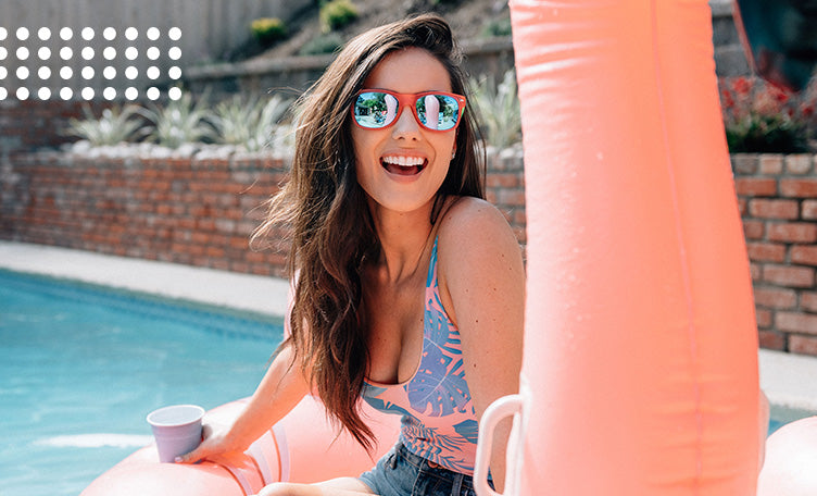 knockaround neon summer fort knocks sunglasses