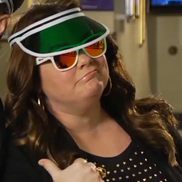 Melissa McCarthy Wearing Knockaround Sunglasses