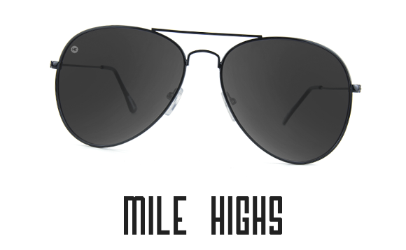Shop Mile Highs Aviator Sunglasses