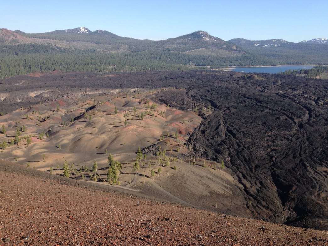 Lassen Volcanoes National Park