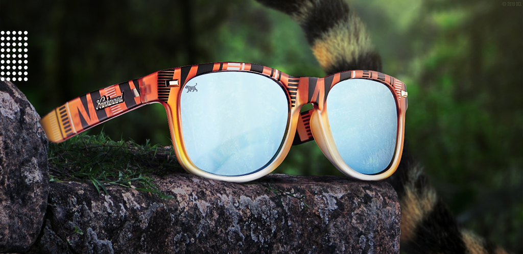 Project CAT tiger sunglasses