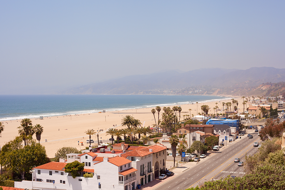 9 Top Beach Towns in the U.S. - Santa Monica