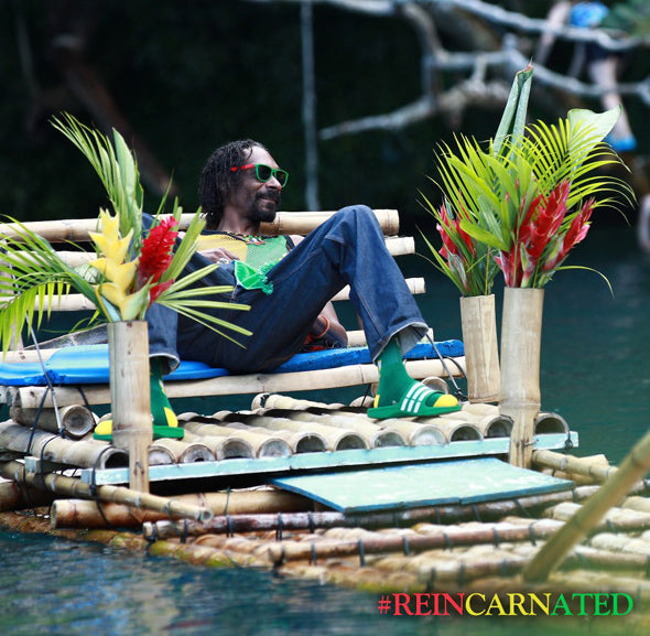 Snoop Dogg Wearing Knockaround Sunglasses