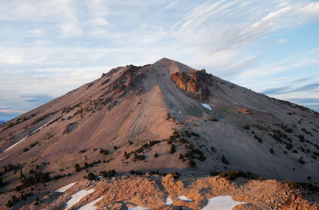 Climb Lassen Peak, the park's namesake.