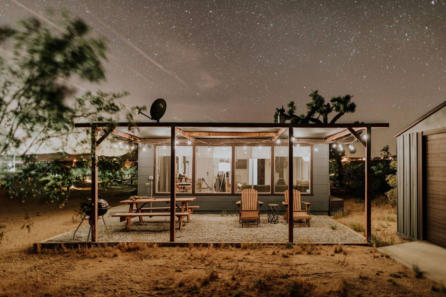 The Moon Cabin in Joshua Tree - Airbnb