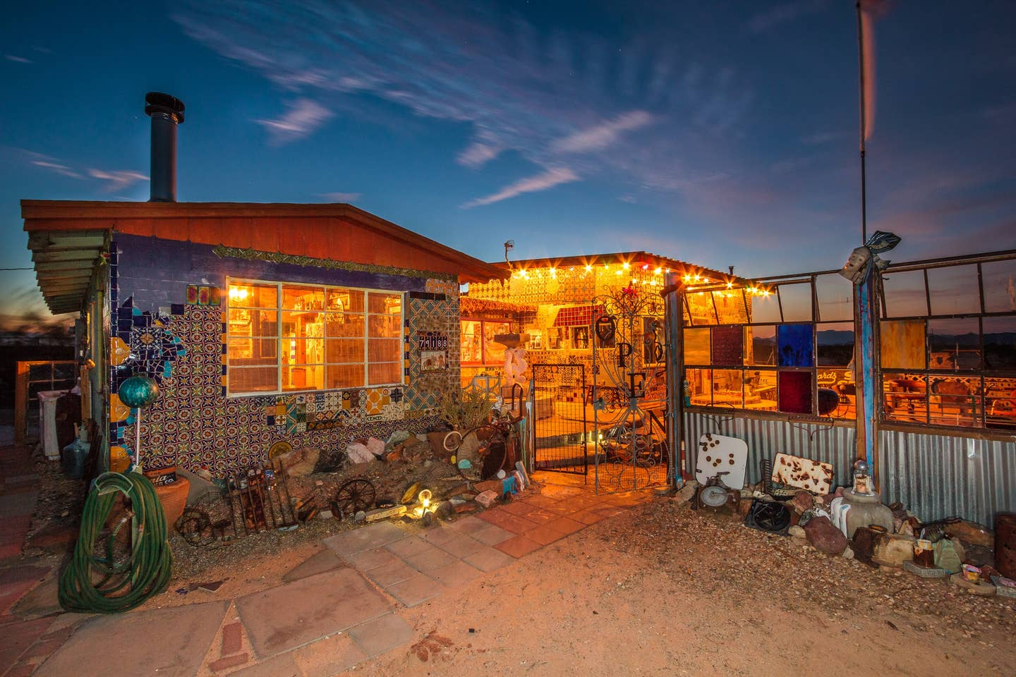 The Tile House in Twentynine Palms - Airbnb