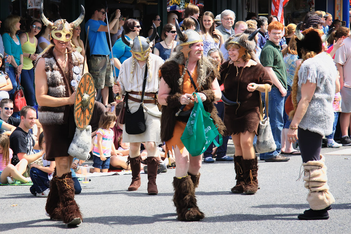Viking Fest in Poulsbo