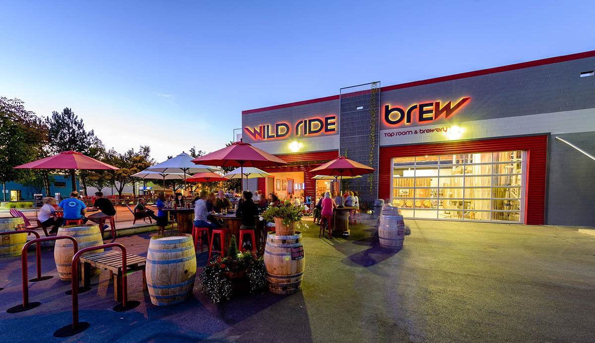 Best Oregon Breweries: Wild Ride Brewing