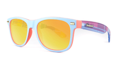 Knockaround Country Club Sunglasses, ThreeQuarter
