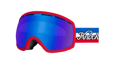 Knockaround Snow Goggles, Blades of Glory, Flyover