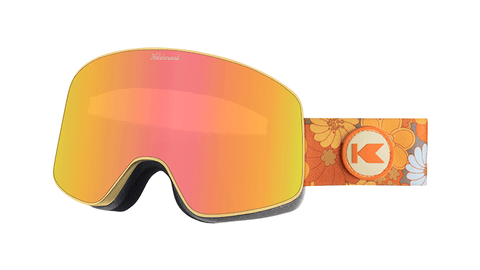 Knockaround Snow Goggles, Couch Couture, Flyover