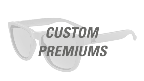 Premiums Custom Sunglasses - Build You Own