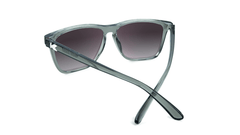 Fast Lanes Sunglasses Grey Frames with Grey lenses, Back