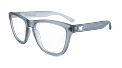 Rx Premiuns with Frosted Grey Frames and Prescriptions Lenses, Flyover