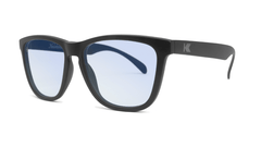 Matte Black on Black / Blue Light Blockers Classics