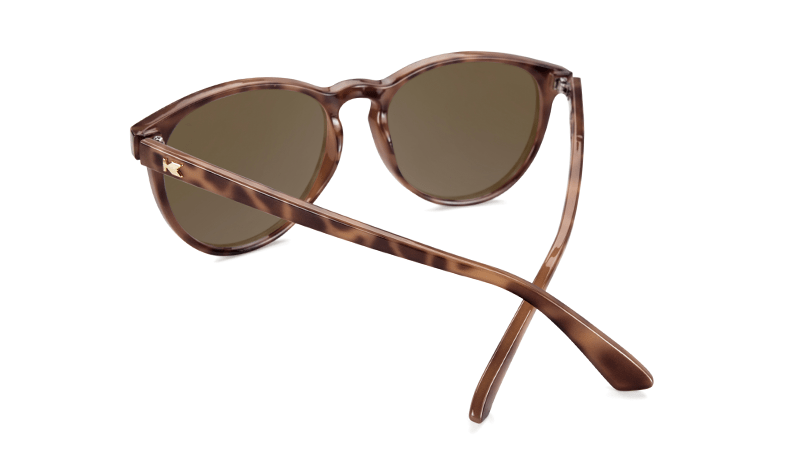 9c23801048a ... Sunglasses with Blonde Tortoise Frames and Polarized Amber Lenses