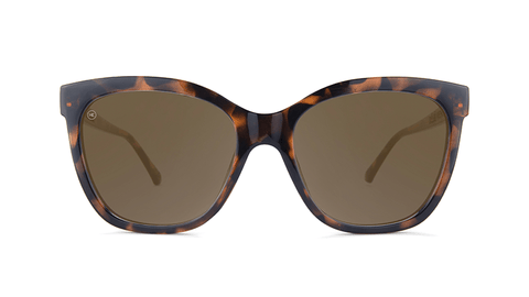Glossy Tortoise Shell / Amber Deja Views