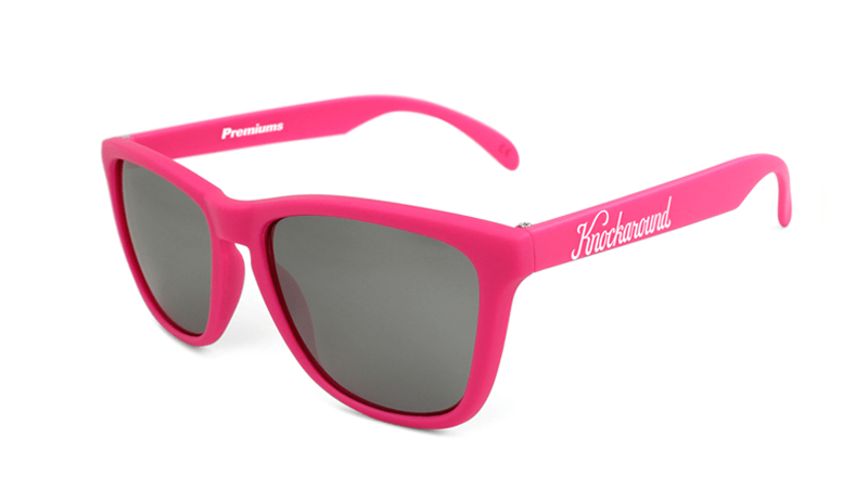 Hot Pink Sunglasses, Flyover