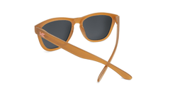 Sunglasses with Sacred Sands Frames and Polarized Rose Gold Lenses, Back