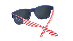 Knockaround American Flag Sunglasses, Back