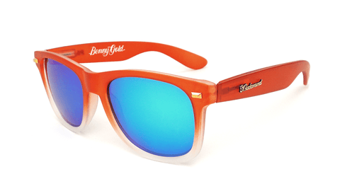 Knockaround Benny Gold 1937 Sunglasses, Flyover