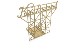 Knockaround City Sign, Angle