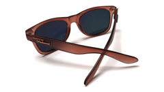 Knockaround Bring Back the Brown Sunglasses, Back