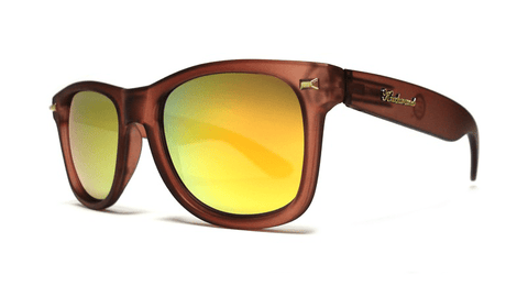 Knockaround Bring Back the Brown Sunglasses, Set