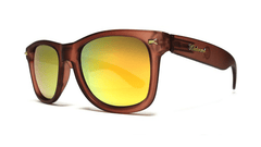 Knockaround Bring Back the Brown Sunglasses, ThreeQuarter