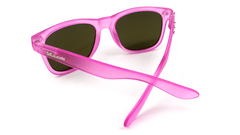 Knockaround Bubblegum Fort Knocks Sunglasses, Back