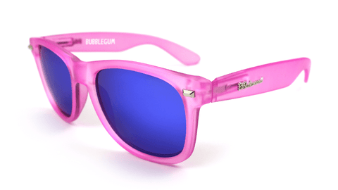 Knockaround Bubblegum Fort Knocks Sunglasses, Flyover