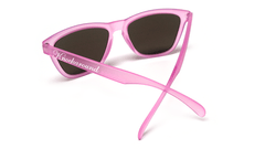 Knockaround Bubblegum Sunglasses, Back