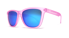 Knockaround Bubblegum Sunglasses, ThreeQuarter