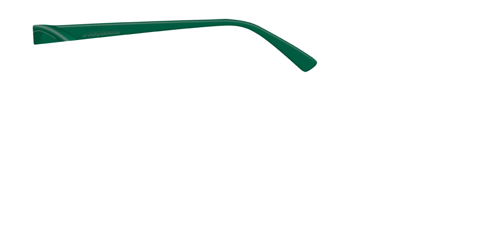 Knockaround Mai Tais, Left Arm, Dark Green